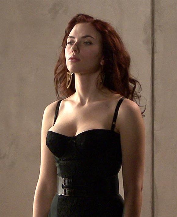 Amusing Scarlett johansson black widow naked simply