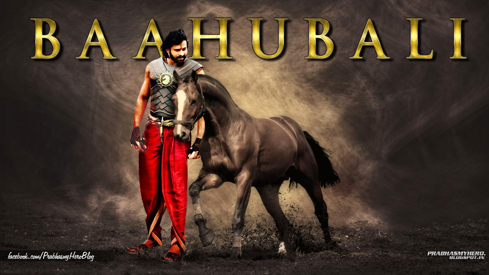 PrabhasMyHero Blog: Exclusive Baahubali Wallpapers
