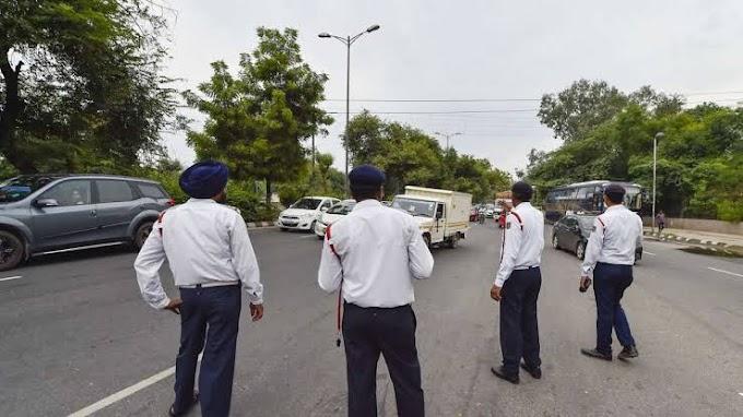 दिल्ली में ट्रैफिक और ड्राइविंग के नियम सख्त HSRP हीं नहीं बाइक पर भी सख्ती | Traffic and driving rules in Delhi