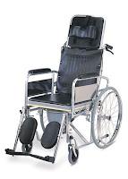 Reclining Wheelchair 609 GC