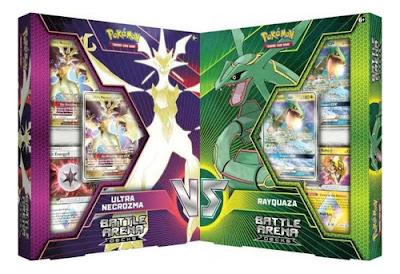 Pokémon TCG Arena de Batalha