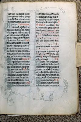 Bréviaire de Renaud de Bar, folio 151