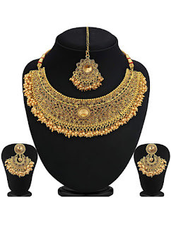 Gift for her Jewellery set at best price online for women Necklace & sets