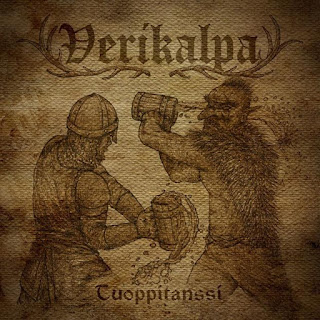 """Το βίντεο των Verikalpa για το """"Talonväen Teuraat"""" από το album """"Tuoppitanssi"""""""
