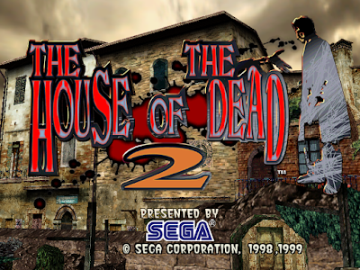 Download The House of the Dead 2 - 2001 For PC [FREE]