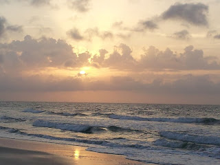 Myrtle Beach, SC: Sun rise