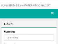 Cara Sinkronisasi di Web UBK