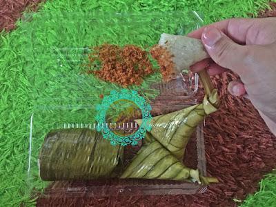 ketupat sedap, lemang sedap, serunding sedap, lemak, lembut, pasar seberang jaya, penang, pasar penaga, rayakan sebulan, makanan tradisional, juadah raya, malaysian foods, wajib try, makanan wajib try,