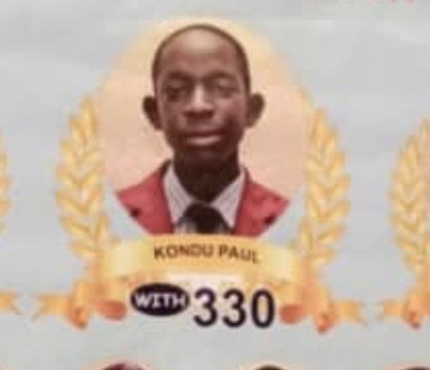 Here's The 16-Year-Old Boy Who Got All As In WAEC And Scored 330 In JAMB