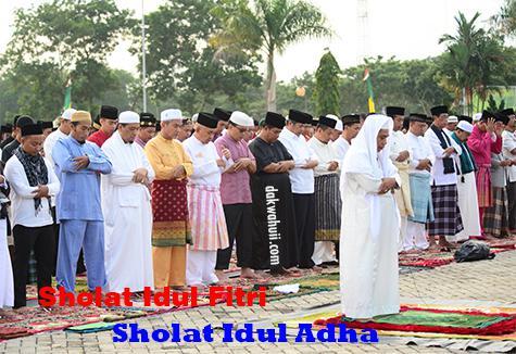 Waktu Pengertian Tata Cara Niat Doa Setelah Sholat Ied Idul Fitri Dan Idul Adha Berapa Rakaat