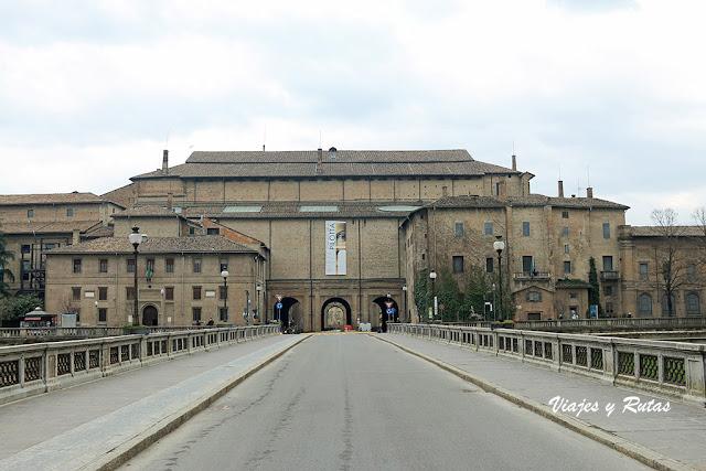 Palazzo della Pilotta  de Parma