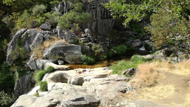 Cascata Poço Negro