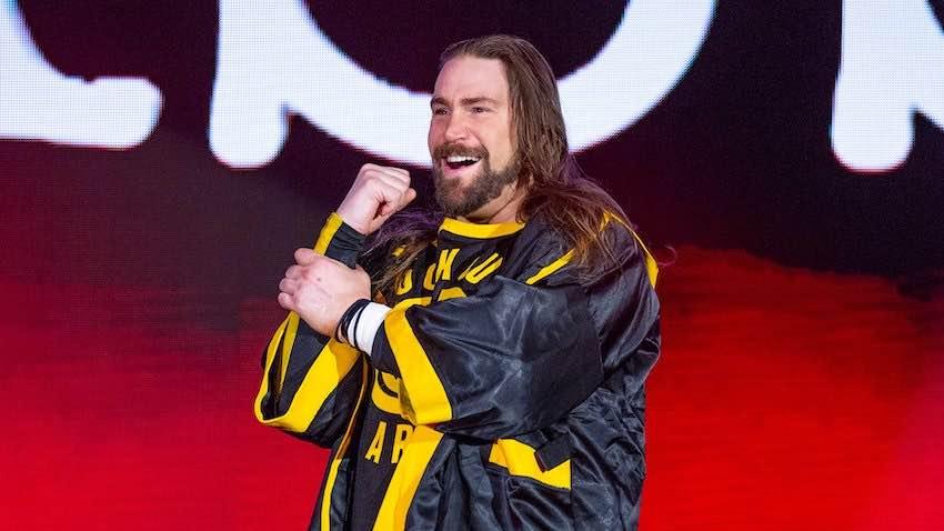 Chris Hero esteve nos bastidores do ROH Best in the World