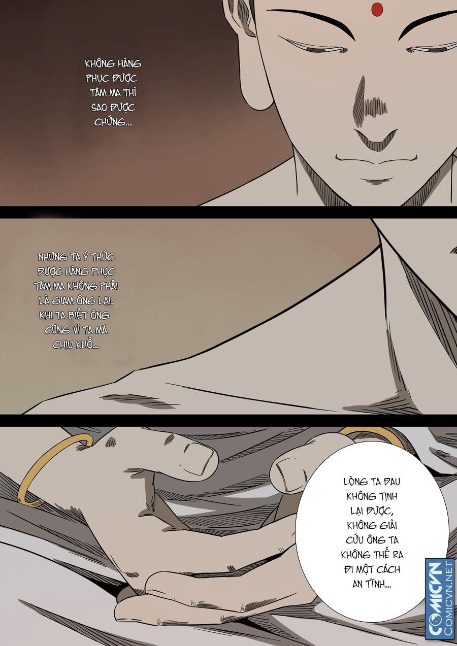 Đệ Lục Thiên Ma Vương Chap 56 - Trang 21