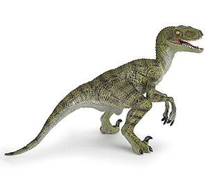 Velociraptor Papo 55058