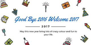 Good Bye 2016 Welcome 2017 Wishes Pictures