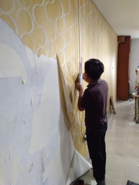 Jasa Pasang Wallpaper Jakarta