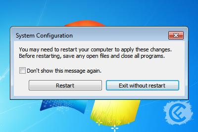 Setting Windows 7 Agar Tidak Lemot