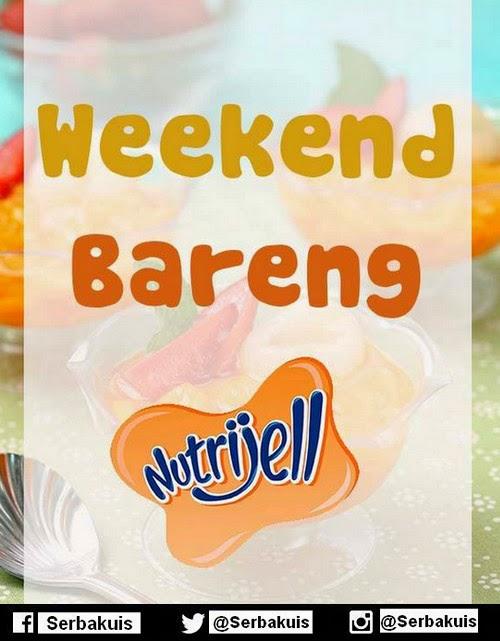 Kontes Weekend Bareng Nutrijell Berhadiah 3 Goodie Bag