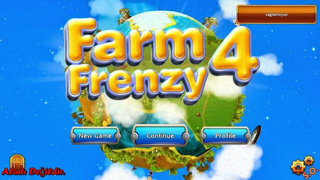 Farm Frenzy 4 Full Tek Link İndir
