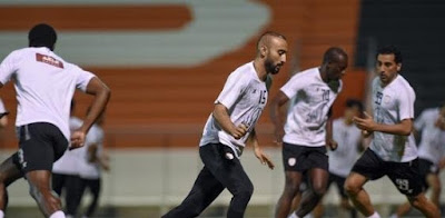 مباراة الشباب وضمك ضمن مباريات الدوري السعودي 2019