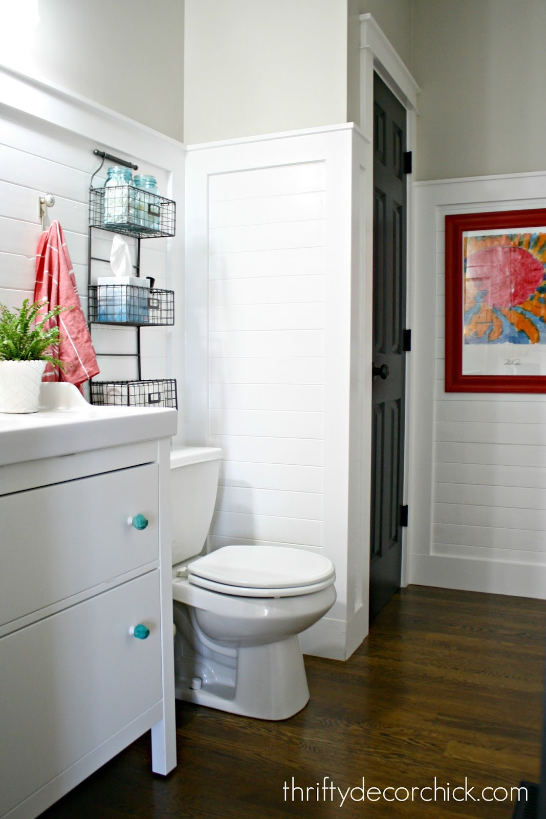 Molding Ideas Five Tutorials For Pretty Wall Trim From Thrifty Decor Chick