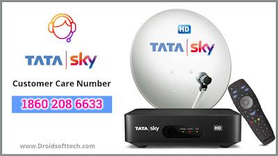 Tata Sky Customer care Toll-Free number