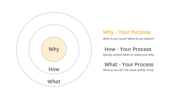 Simon Sinek how what why