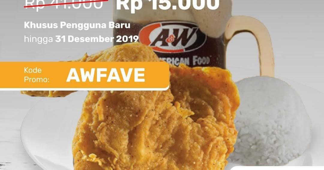 Aw Promo 1 Chicken Golden Spicy Rice Rb Reguler Hanya 15k Pakai Fave S D 31 Des 2019 Promosi247 Tempatnya Info Promosi Diskon Terbaru