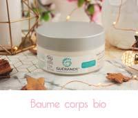 Baume corps bio Guerande