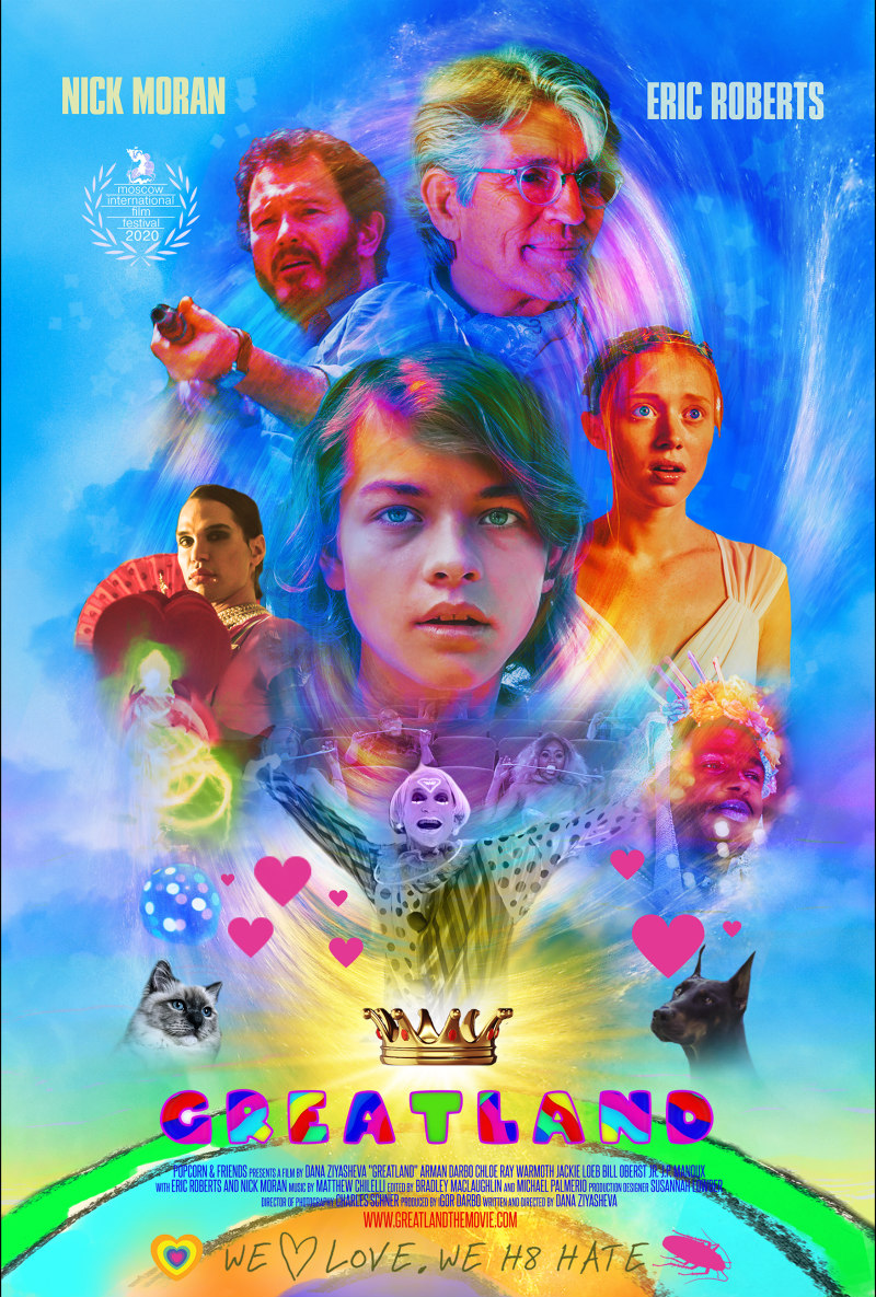 Greatland poster