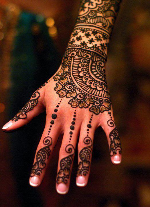 Girl Henna Tattoos: Tattoo