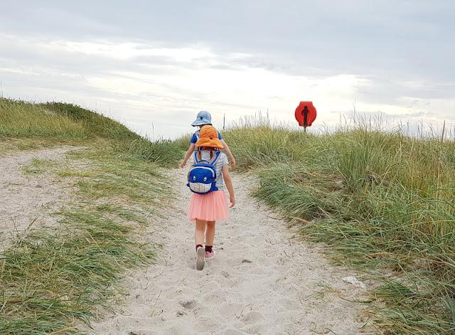 Unsere 11 besten Ausflugstipps für die Ostseeküste Nordjütlands. Der Bisnap Strand eignet sich wunderbar für einen herrlich faulen Ausflugstag und ist über den Bisnapvej zu erreichen.