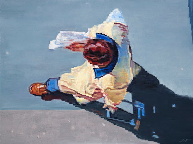 http://www.ugallery.com/oil-painting-aerial-view-of-a-traveler-with-suitcase-in-paris