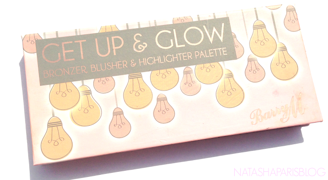 Barry M Get Up And Glow Palette