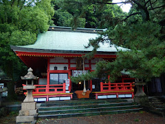 日本西門鎮守八幡宮