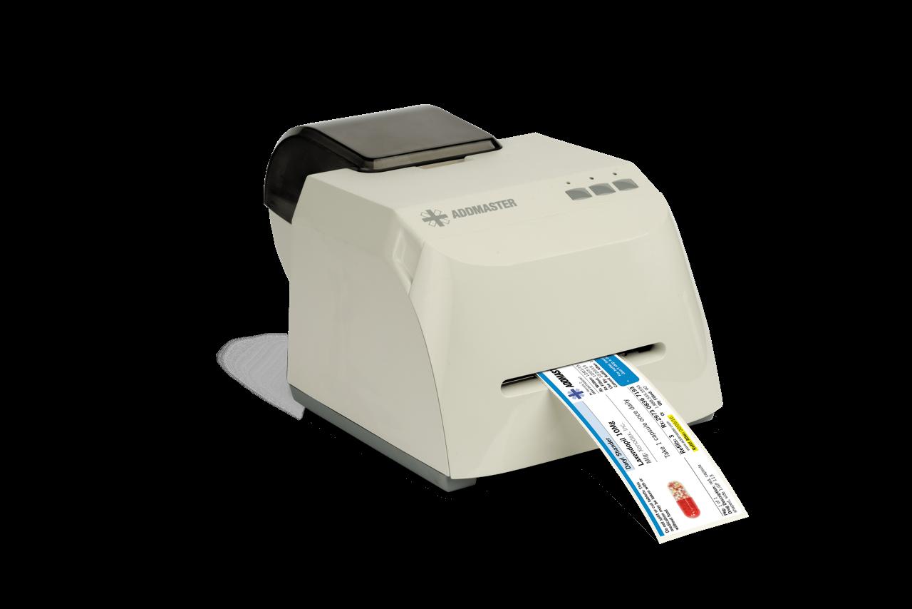 Color printer label - Clarisafe Label Printer From Addmaster