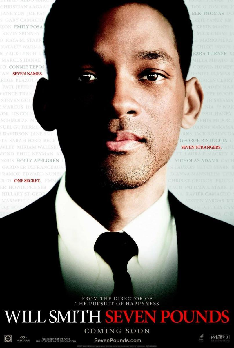 Download Seven Pounds (2008) Full Movie in Hindi Dual Audio BluRay 720p [1GB]