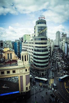Viajes a Madrid