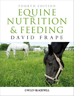 Equine Nutrition and Feeding 4th Edition