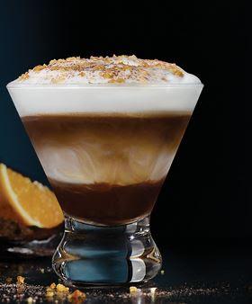 Source: Starbucks. New Valencia Orange Cocoa Cappuccino.