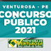 Banca Funvapi disponibiliza a concorrência do Concurso de Venturosa