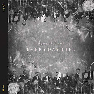 revue Everyday Life de Coldplay