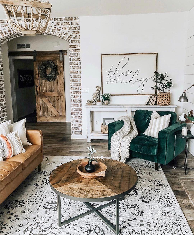 cozy living room design idea to copy