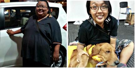 Gadis ini menurunkan berat badan 34 kg dengan cara yang sukses! Baca ceritanya