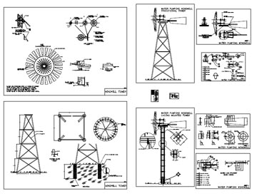 Mühendisin Paralel Evreni: Rüzgar Pompası (Wind-mill)