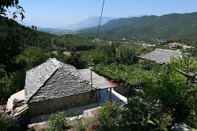Κοσοβίτσα -Ένα χωριό που ανήκει το μισό στην Ελλάδα και το άλλο μισό στην Αλβανία
