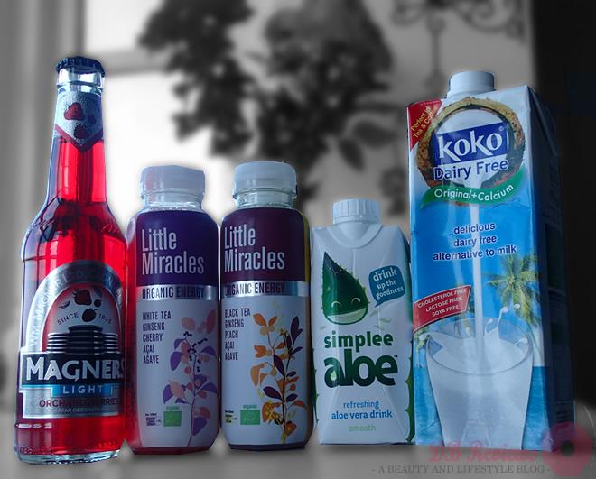 January 2015 Degustabox - The Healthy Box