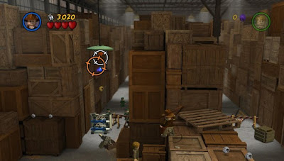 Download LEGO Indiana Jones 2 - The Adventure Continues PPSSPP