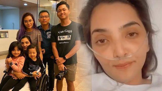 Ashanty Diperbolehkan Pulang Setelah Dirawat 5 Hari Di Rumah Sakit Pondok Indah